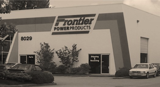 frontier power products 35 years